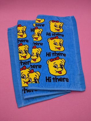 HAND TOWEL - HI THERE