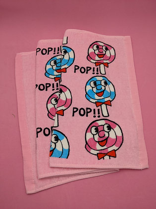 HAND TOWEL - POP!!
