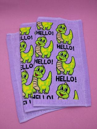 HAND TOWEL - HELLO!