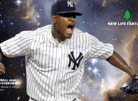 Fantasy Baseball 2020: A Luis Severino Overview