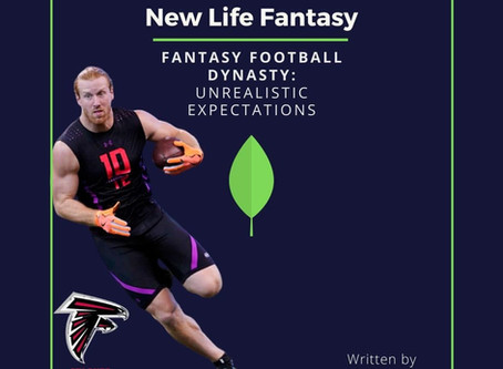 Tight End Unrealistic Expectations