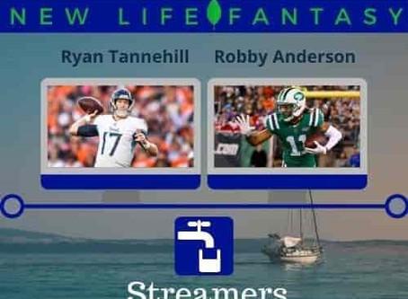 Week 12 Fantasy Football Dynasty Streamers