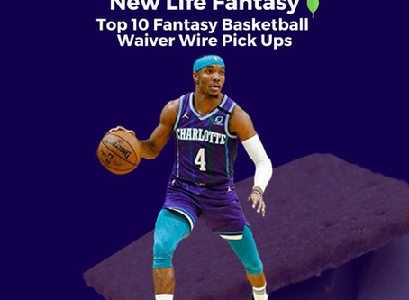 2020 Top 10 Fantasy Basketball Waiver Wire Pickups