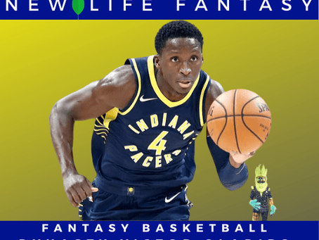 Fantasy Basketball Dynasty: Victor Oladipo Outlook