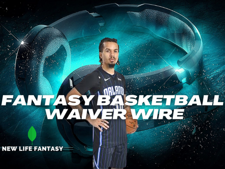 Fantasy Basketball Waiver Wire And Streamers Week 4: Cole Anthony World