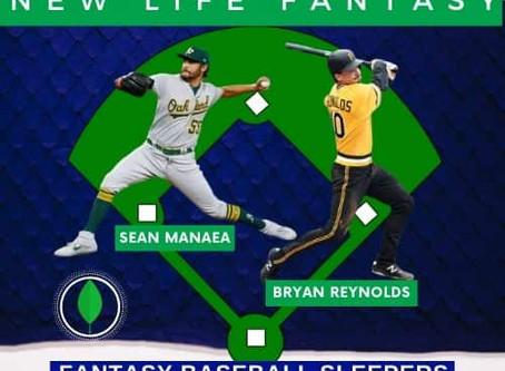 Fantasy Baseball Sleepers