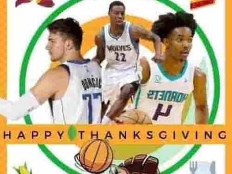 Fantasy Basketball Dynasty: Giving Thanks