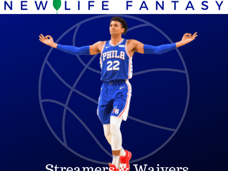 Fantasy Basketball Waivers and Streamers Week 15