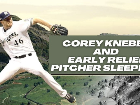 Corey Knebel and Early Relief Pitcher Sleepers