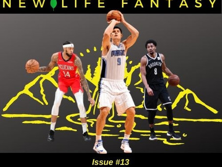 Fantasy Basketball Points League Update and Rest of Season Predictions
