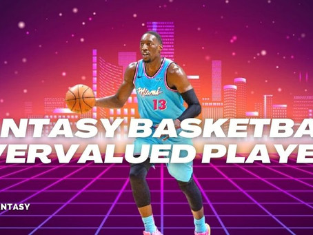 Overvalued Fantasy Basketball Players 2020-2021 Season