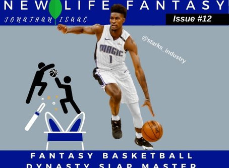 Dynasty Fantasy Basketball: Jonathan Isaac Progression