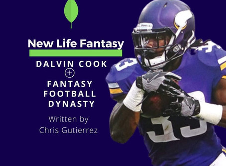 Fantasy Football Dynasty Outlook: Dalvin Cook