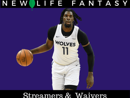 Fantasy Basketball Waivers and Streamers Week 21