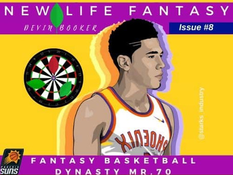 Fantasy Basketball Dynasty: Devin Booker
