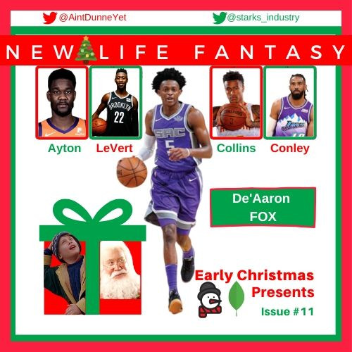Dynasty Fantasy Basketball Christmas Combacks
