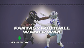 Fantasy Football: Week 17 Waiver Wire.