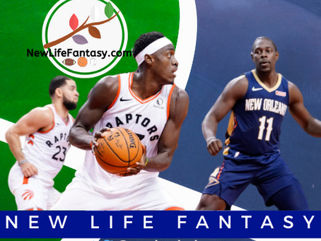 Fantasy Basketball Opening Day Takeaways from Raptors vs Pelicans