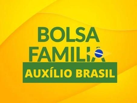Novo Bolsa Família: entenda como funcionará o Auxílio Brasil
