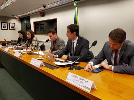 David Soares preside Audiência Pública sobre 'Crimes Cibernéticos'