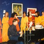 Mosaic choir and band