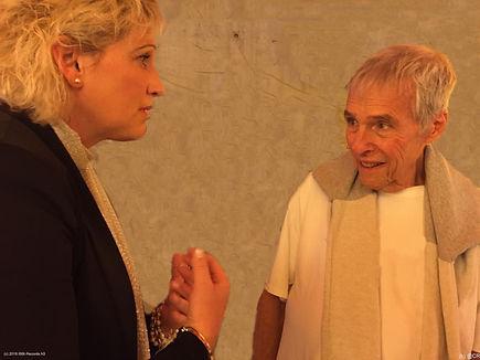 Ingvil og Burt Bacharach