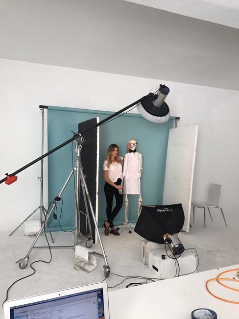 Producción de fotos