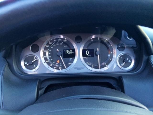 Driver's Dash