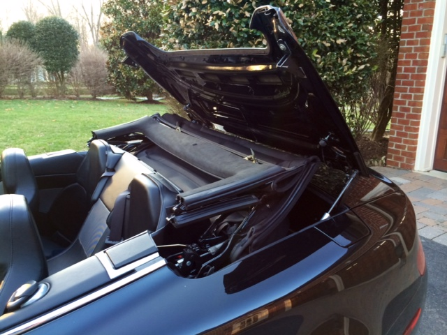 Convertible Opening