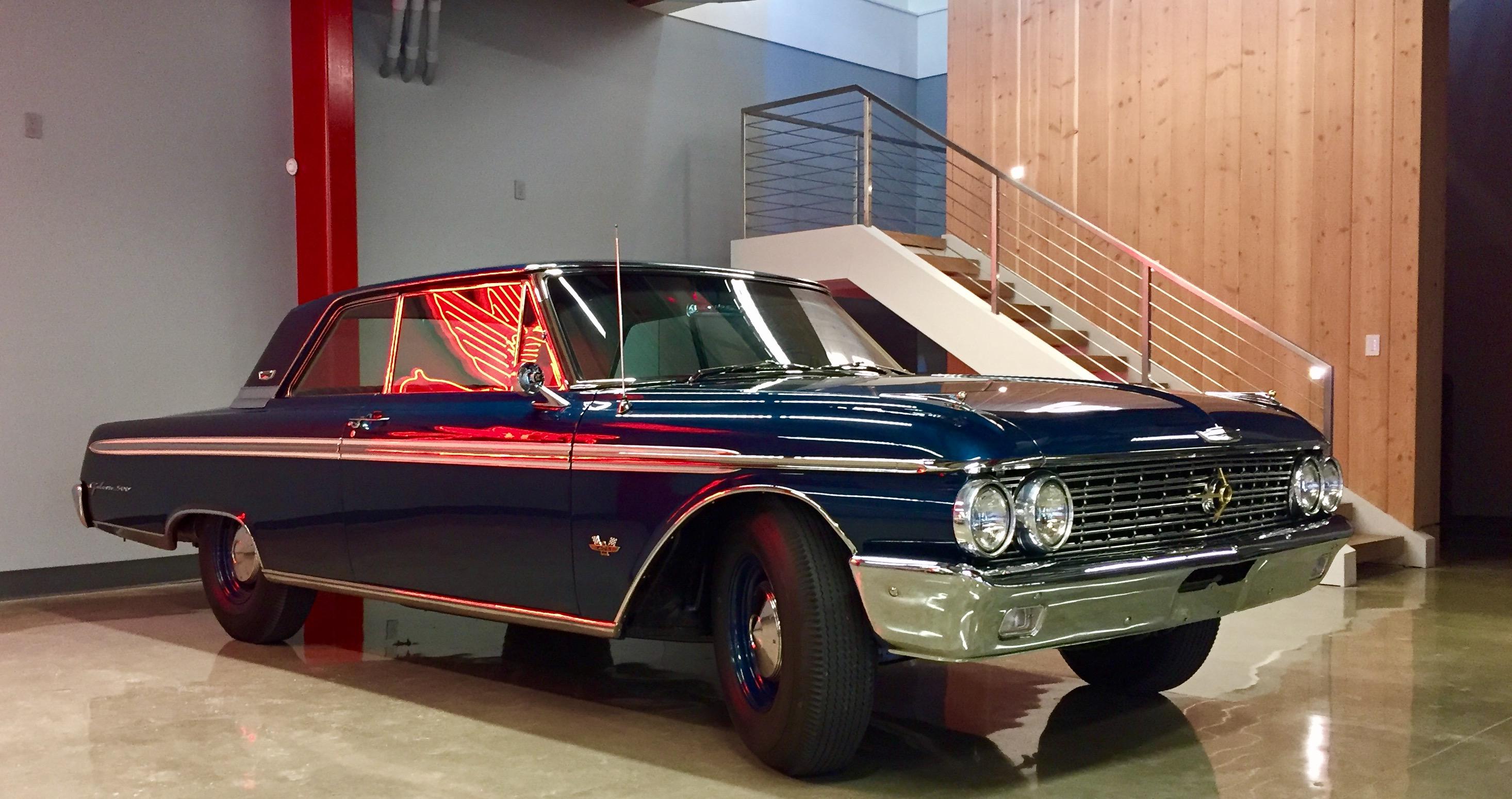 1962 FORD GALAXIE 500 406/405