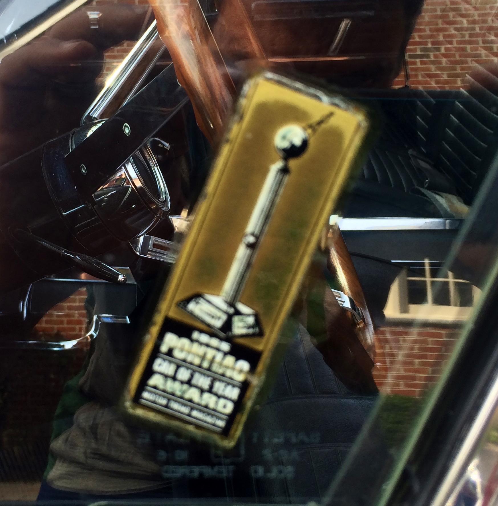 Driverside Window