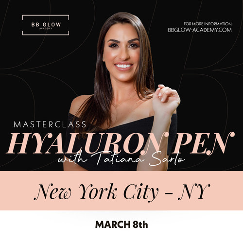 Hyaluron pen masterclass new york city ny march 8th bb for Bb fit padova