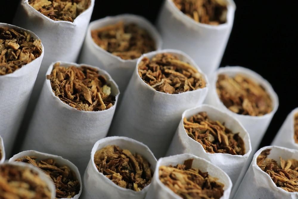 Symbolbild Zigaretten