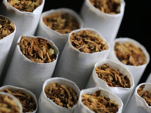 Wat roken doet met je huid