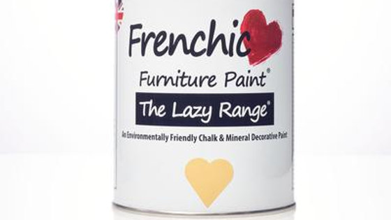 Lazy Range Hot As Mustard 750ml