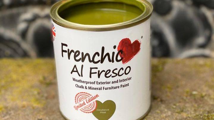 Al Fresco Inside Outside Limited Edition - Constance Moss