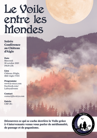Soiree conference La Stryx