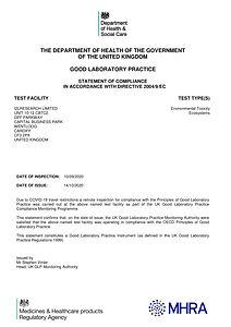 I2L_GLP_Statement_of_Compliance CDF 2020