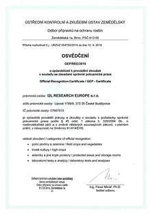 2019 cz GEP certificate-1.png