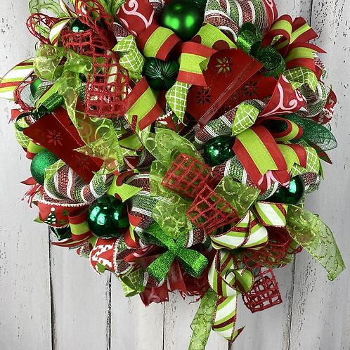 Christmas Present Wreath
