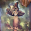 Thumbnail: Fall Cat Witch Wreath