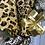 Thumbnail: Leopard Christmas Tree Wreath