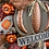 Thumbnail: Welcome Pumpkin Wreath