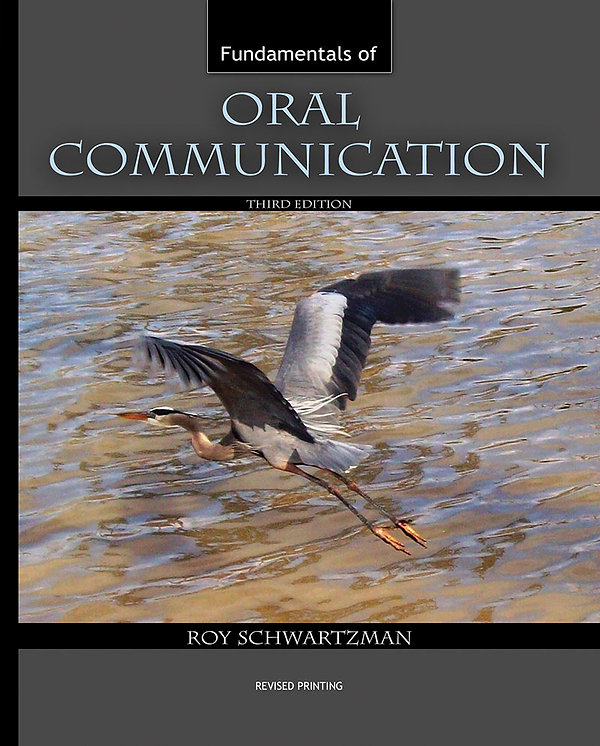 Cover of Fundamentals of Oral Communication