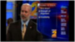 Roy Schwartzman interviewed about Presidential debates, WFMY News 2 (CBS)