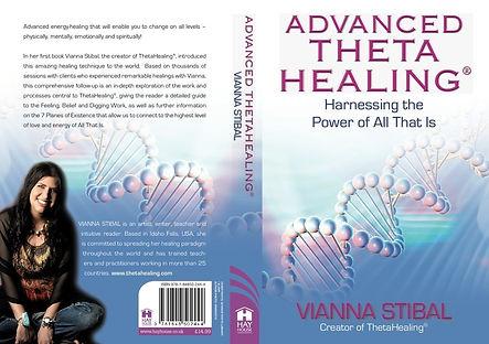 Advanced Theta Healing Book by Vianna Stibal