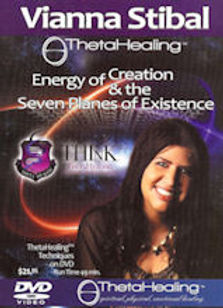 Energy of Creation & the 7 Planes of Existence DVD