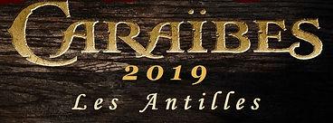 logo projet caraibes 2019 les antilles 2