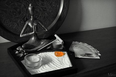 Espace détente à La Boîte à Zen - Meo Photos