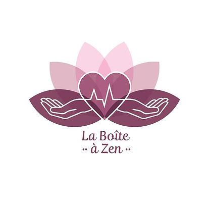 Logo Ophélie Blineau La Boîte à Zen Massages et Soins